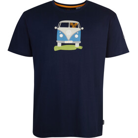 Elkline Methusalem T-Shirt Men blueshadow